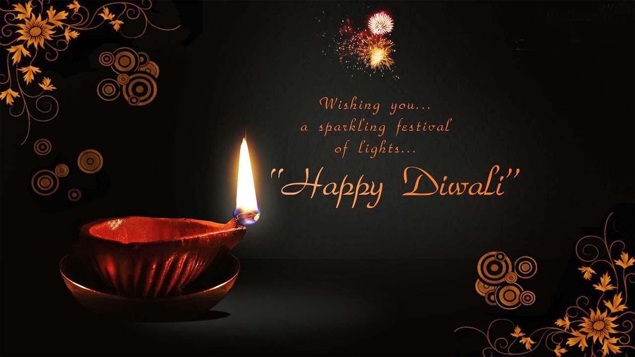 Create Your Own Diwali eCard