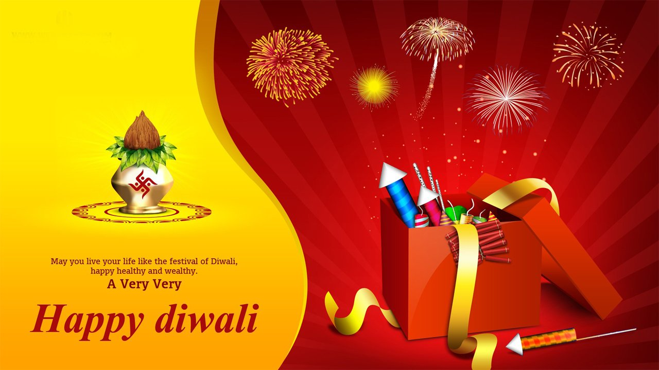 Diwali Greeting Card Making