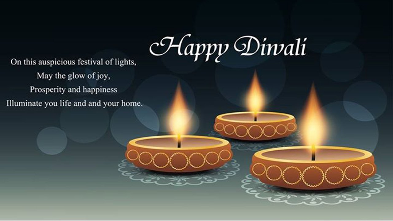 Diwali Greetings 2018