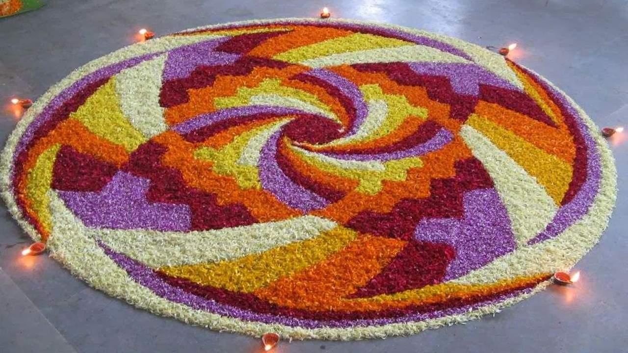 Diwali Rangoli Images Designs Diwali Rangoli