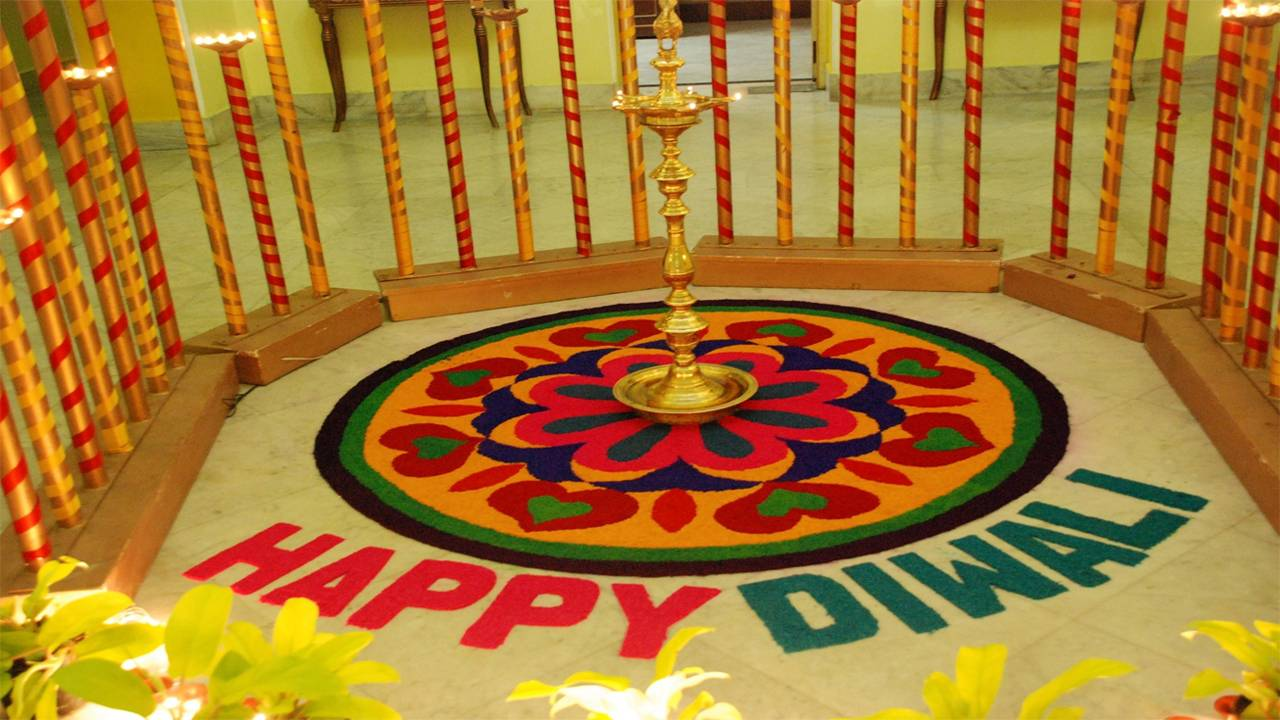 Diwali Rangoli hd Pics