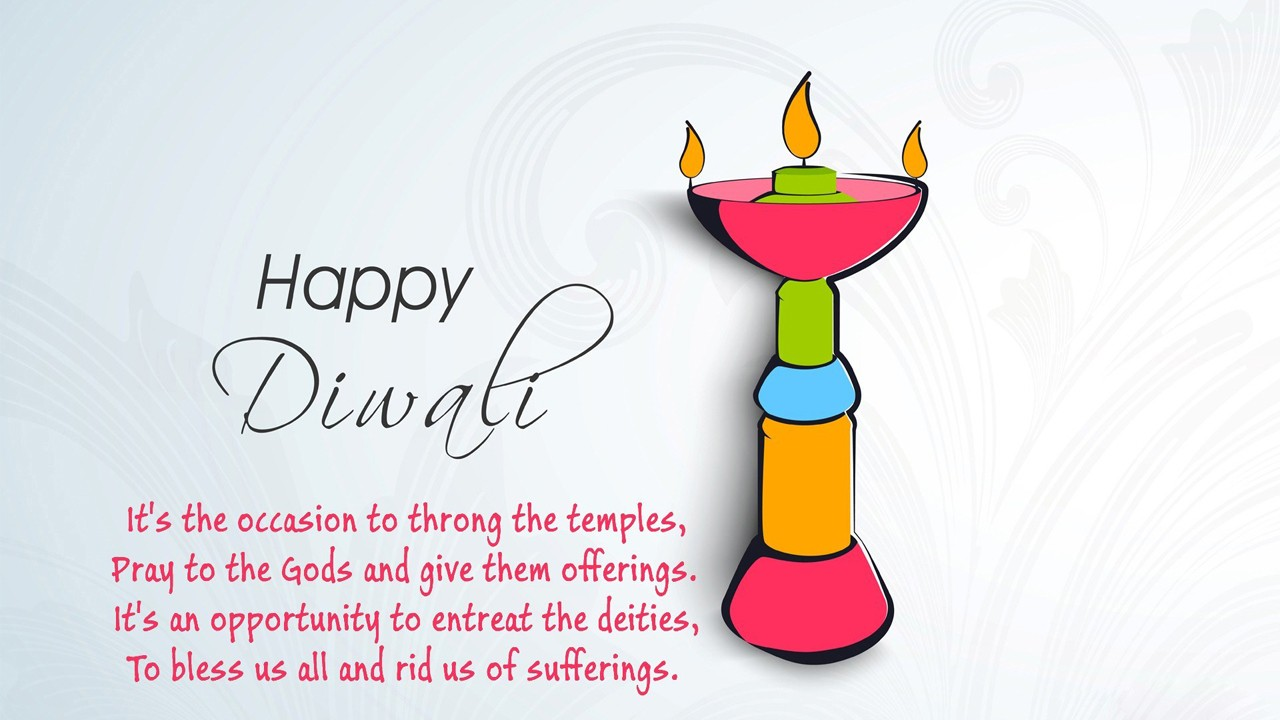 Diwali Wishes Images With Quotes