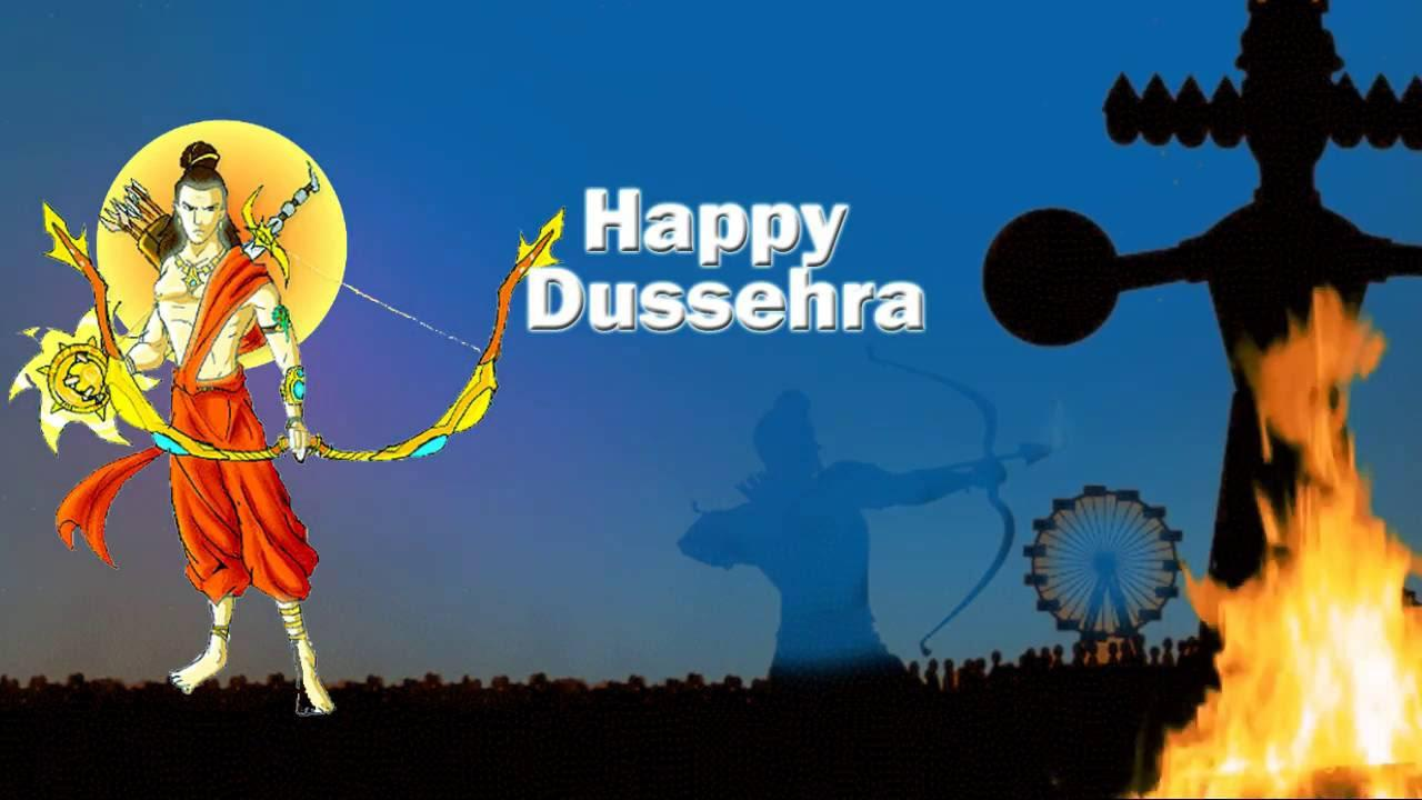 Dussehra Funny SMS