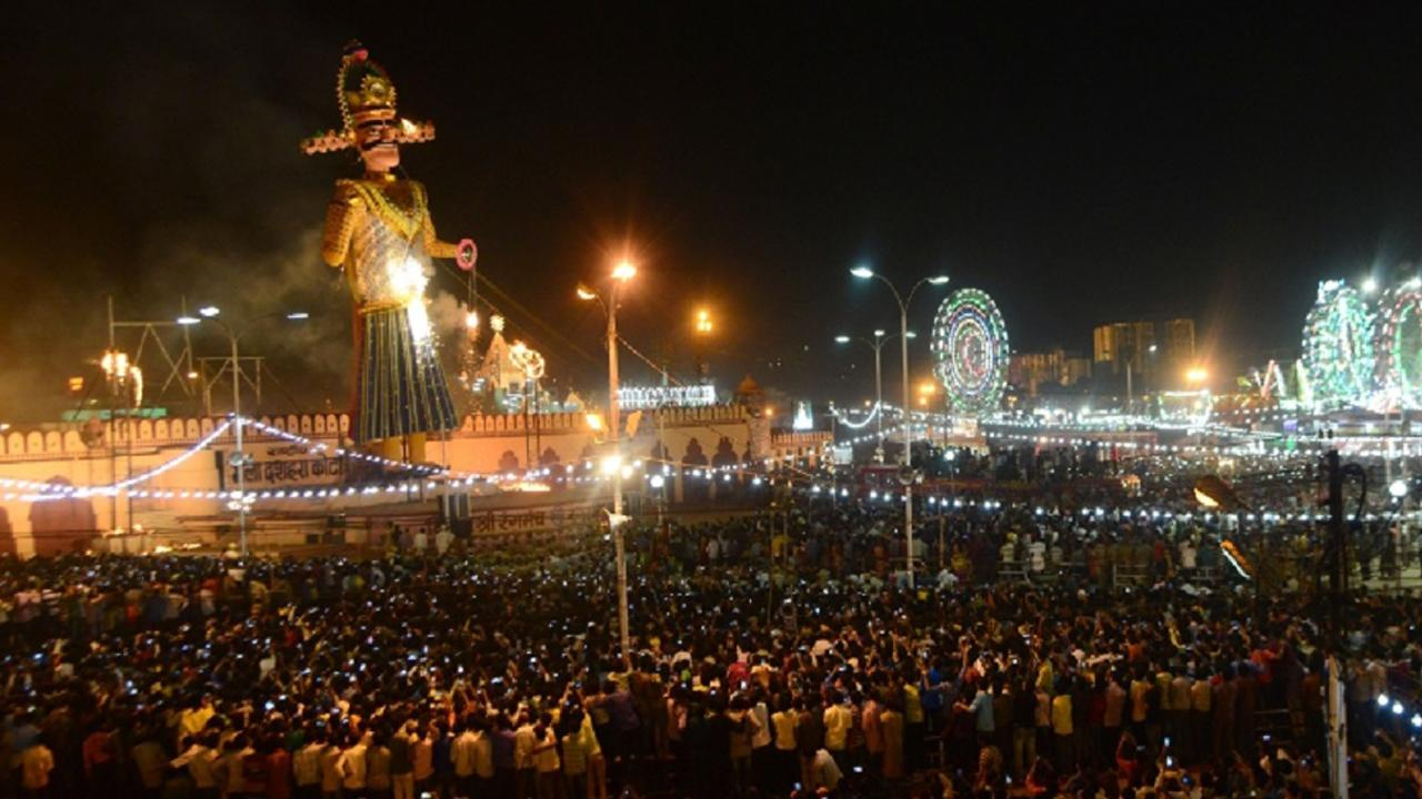 Dussehra Messages SMS