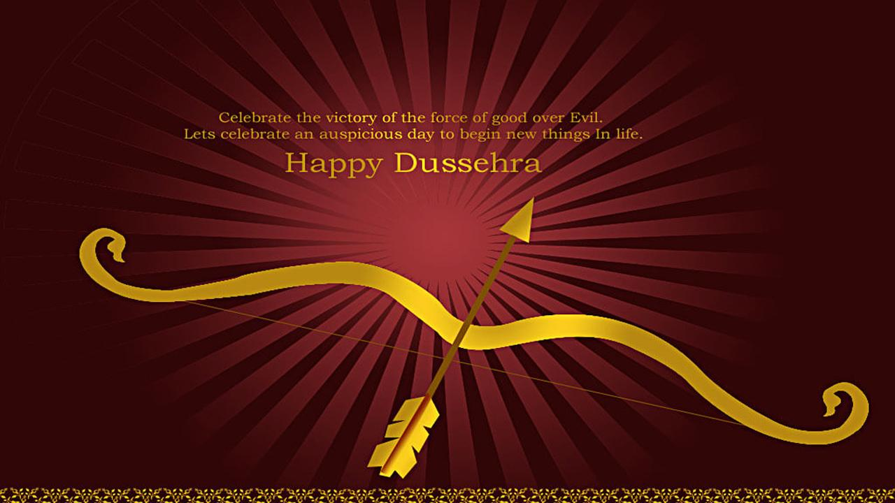 Dussehra Wishes Pics