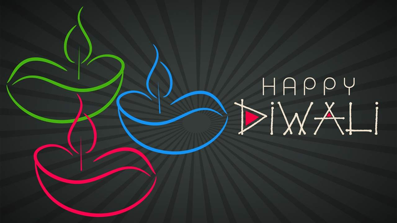 Happy Diwali 3d Wallpaper 2018