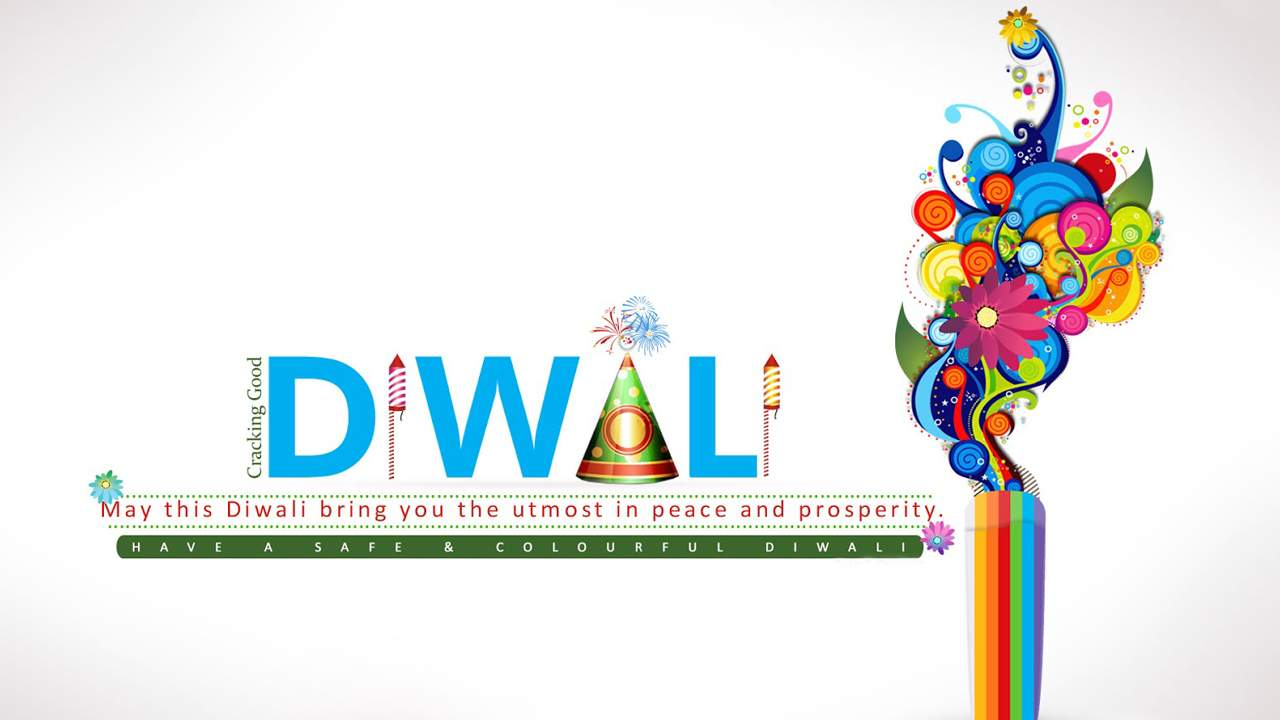Happy Diwali 3d Wallpaper 2019