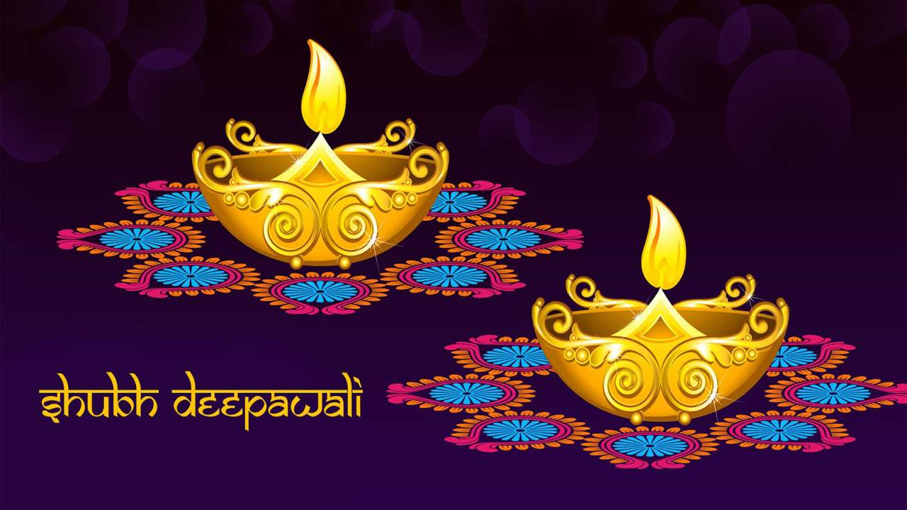Happy Diwali Wallpapers With Crackers