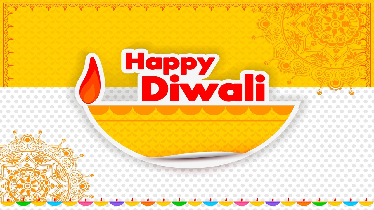 Happy Diwali eCard Download