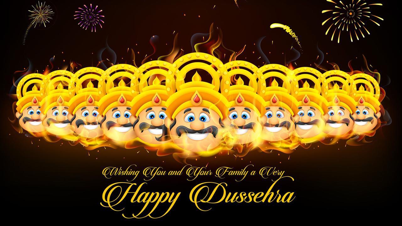 Messages For Dussehra