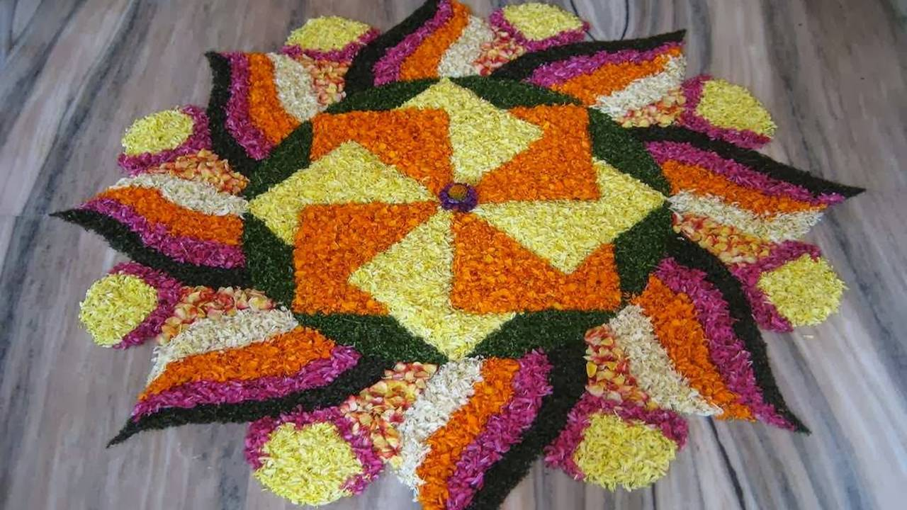 Rangoli Pics For Diwali