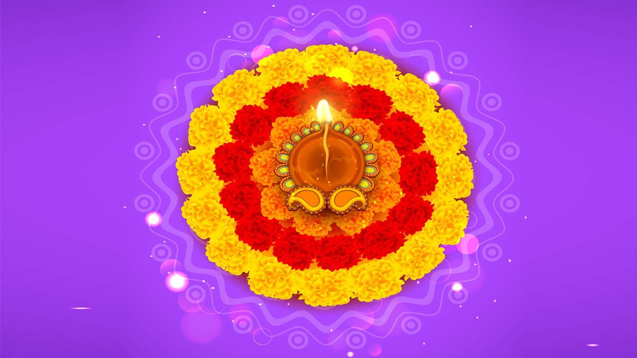 Deepavali Greetings Images