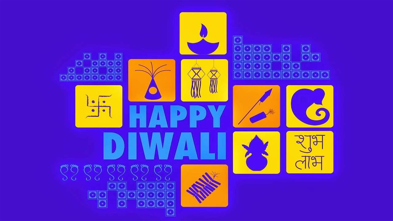 Deepawali 3d Wallpaper