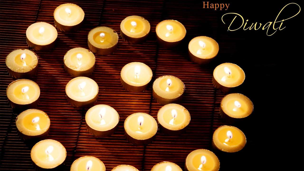 Deepawali Greetings Wallpapers