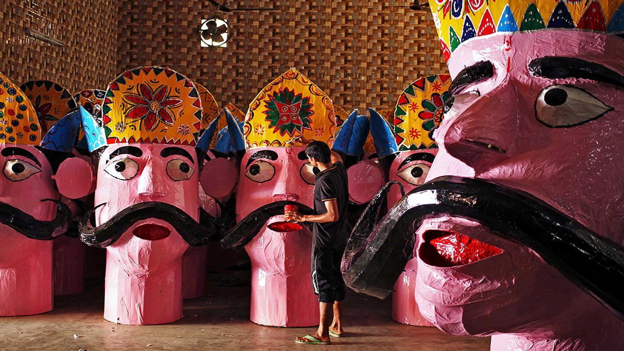 Dussehra hd Wallpapers