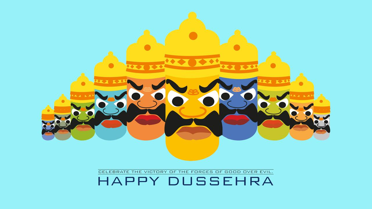 speech on dussehra