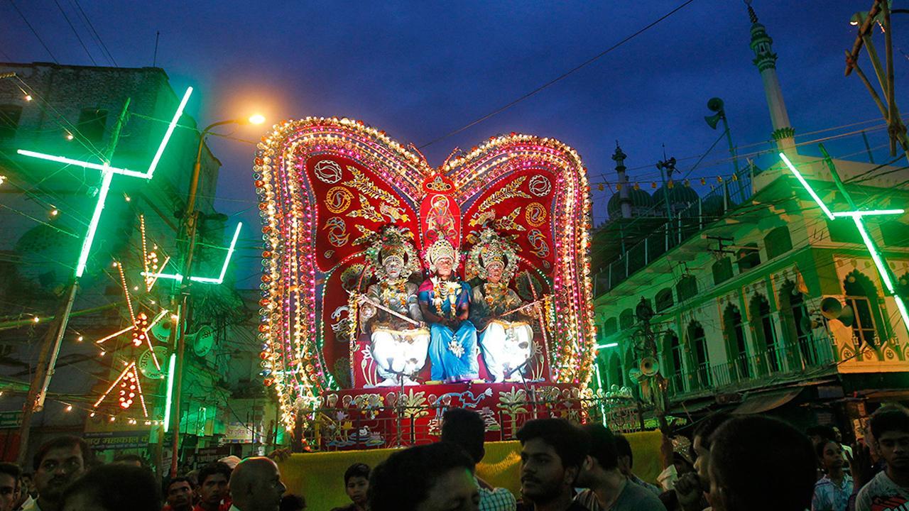 Photos of Dussehra Festival