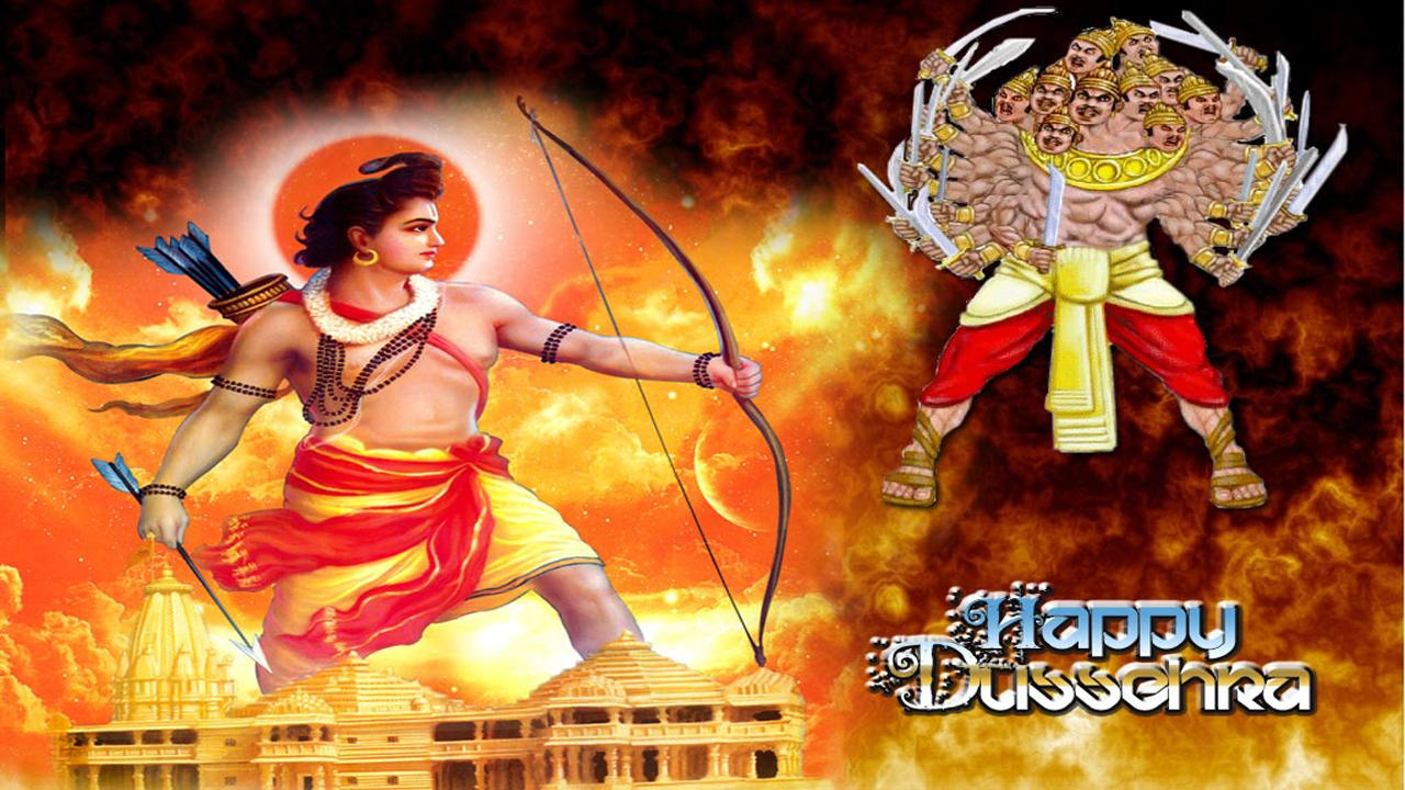 Wishes For Dussehra
