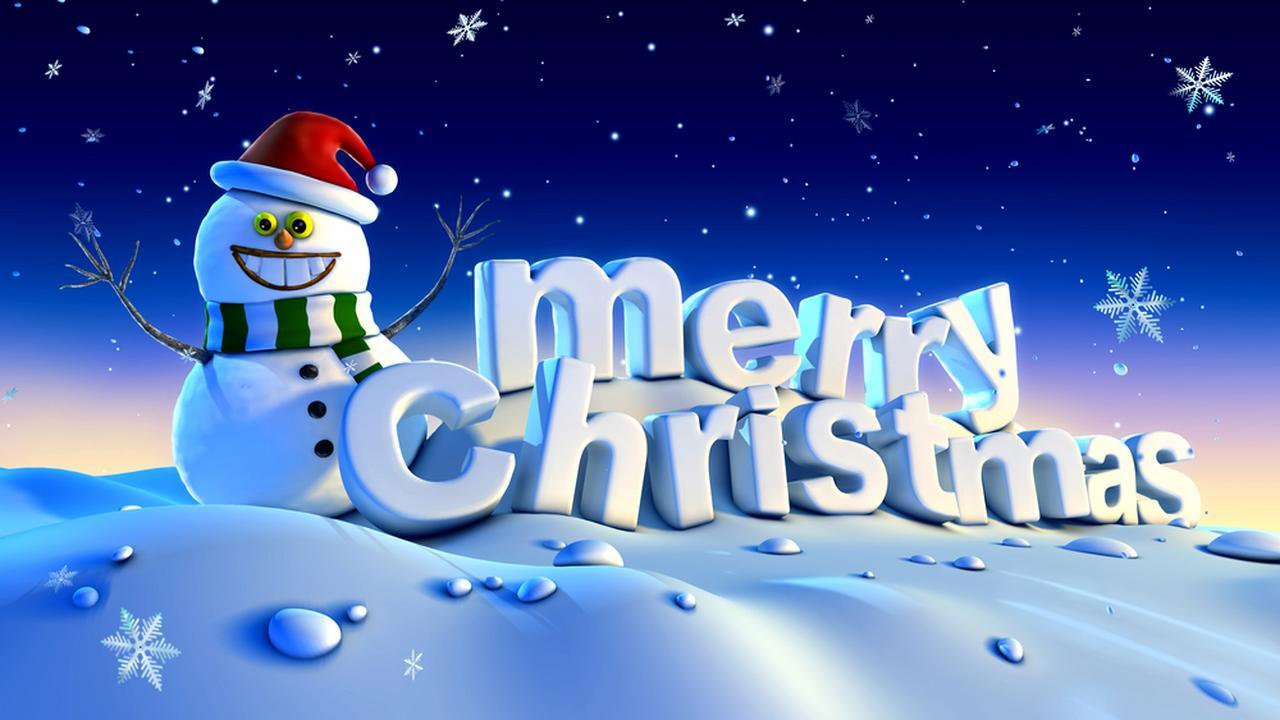 Business Greetings Christmas