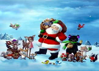 Cartoon Christmas Pictures