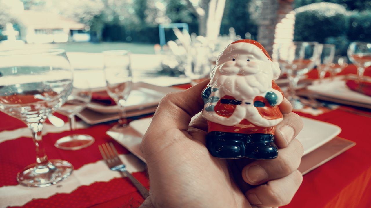 Cartoon Images Of Santa Claus