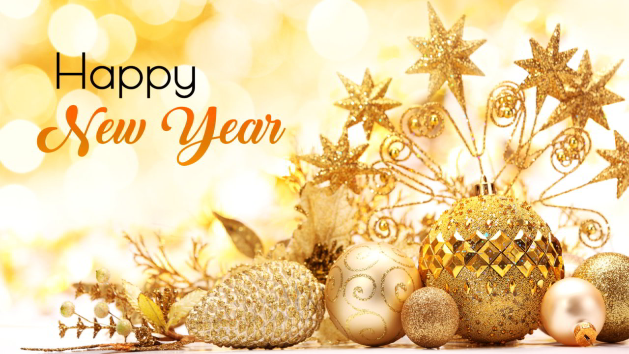 happy new year desktop wallpapers christmas and new year wallpapers
