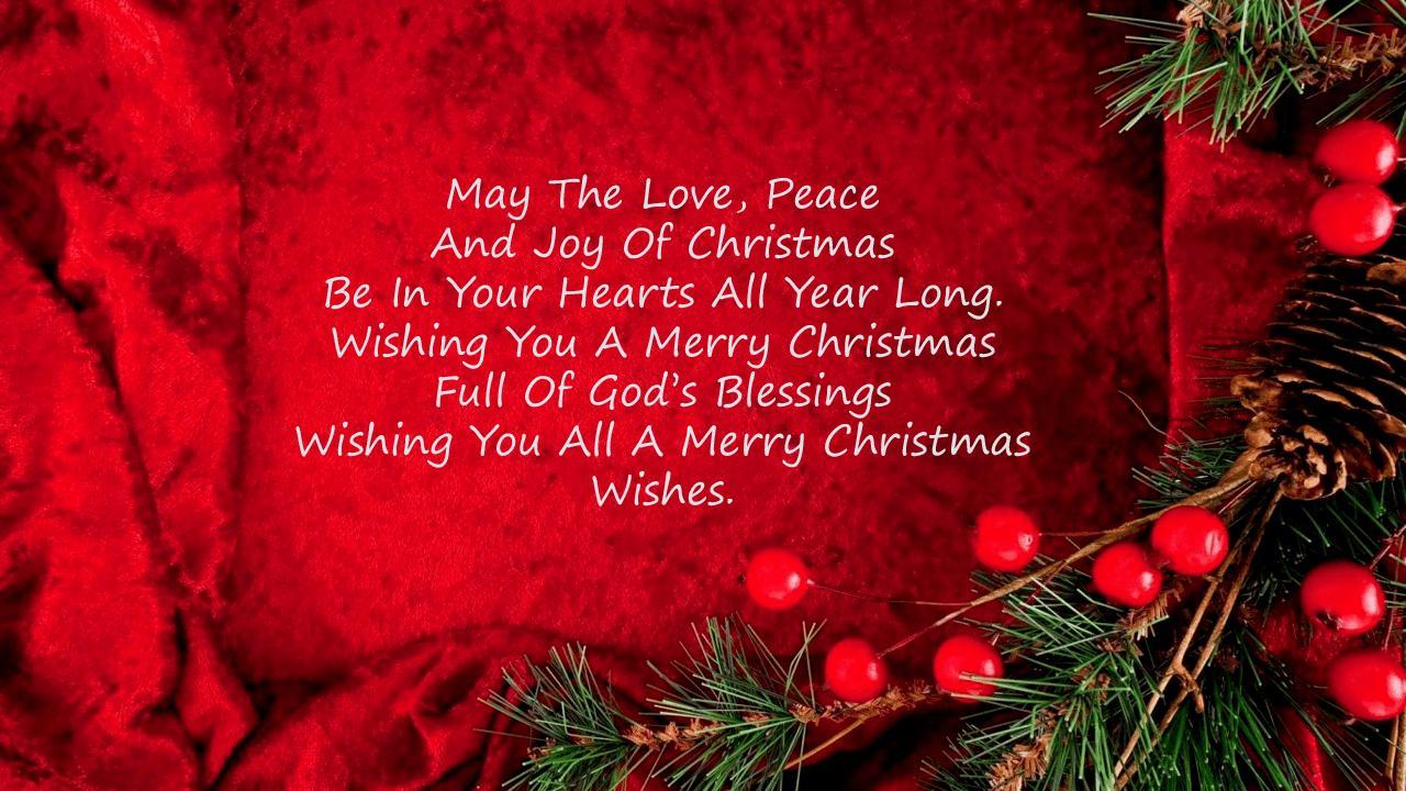Christmas Christian Greetings
