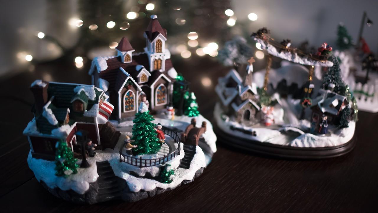 Christmas Cribs Images