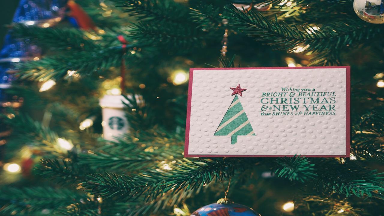 Christmas Greetings Business