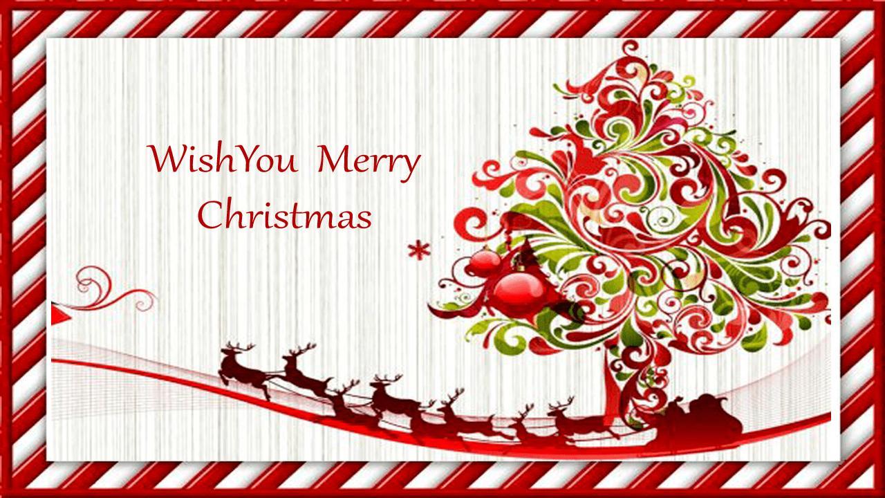 Christmas Greetings Family