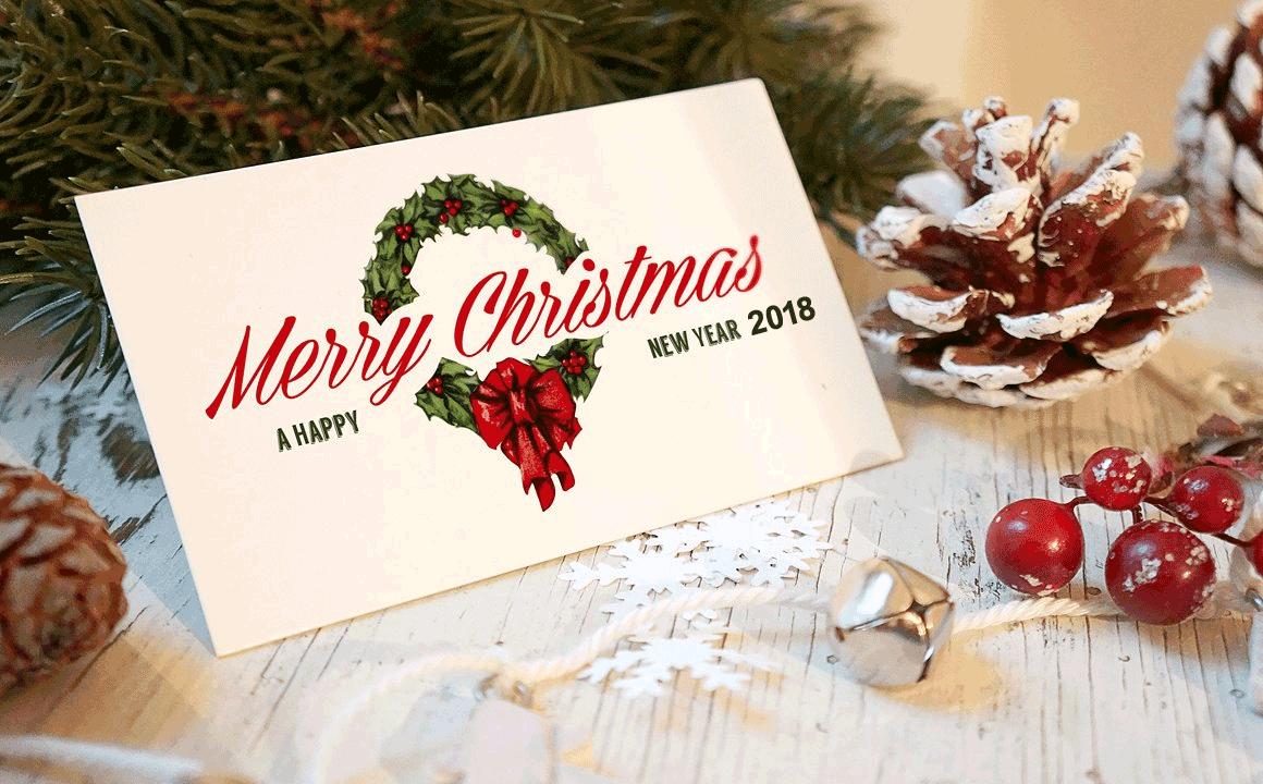 Christmas Photo Greeting Cards
