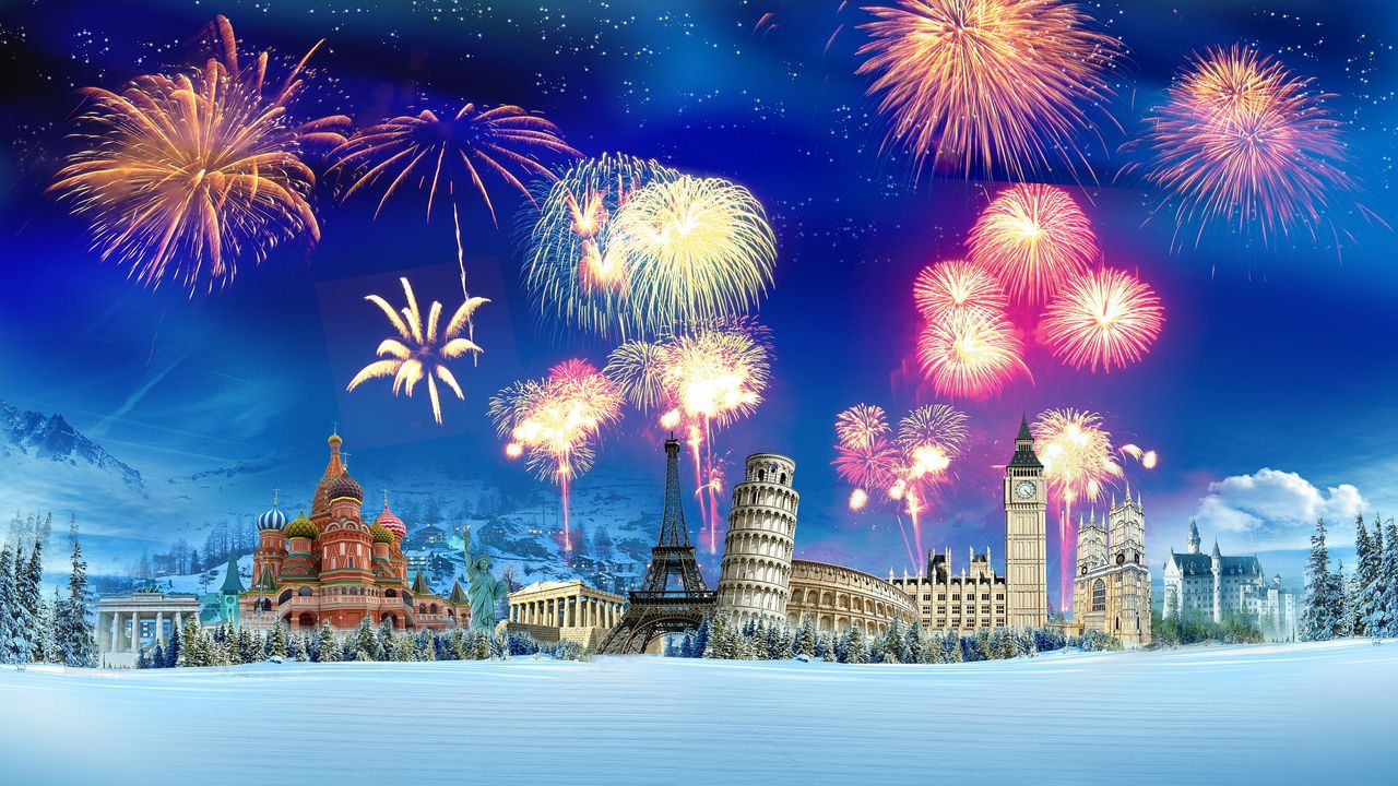 Disney Happy New Year 2019 Images