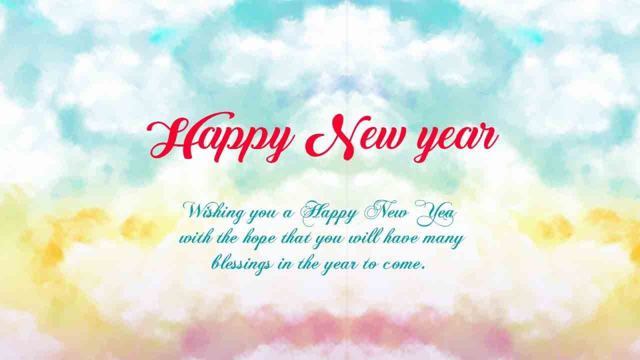 Free Happy New Year Backgrounds Holidays