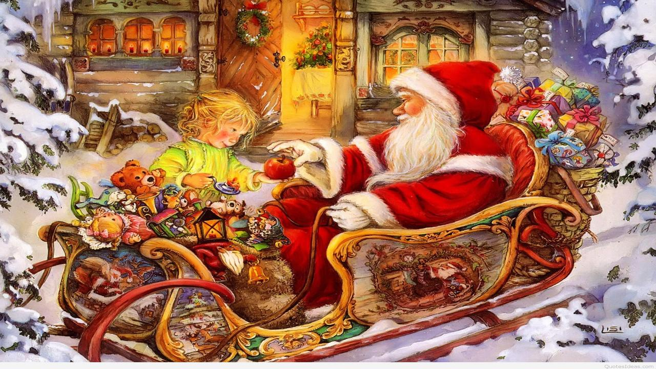 Funny Christmas Cartoon Pictures