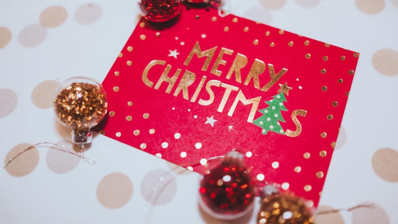 Greetings Christmas Cards