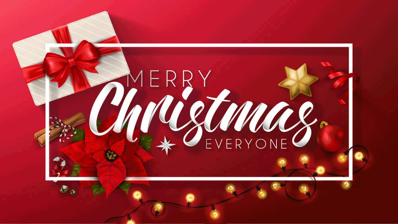 Christmas Greetings: Merry Christmas Greeting Cards 2018 • Talk in Now