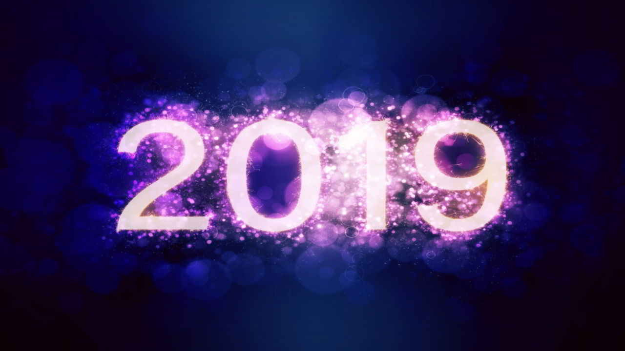 Happy New Year Wallpaper Hd