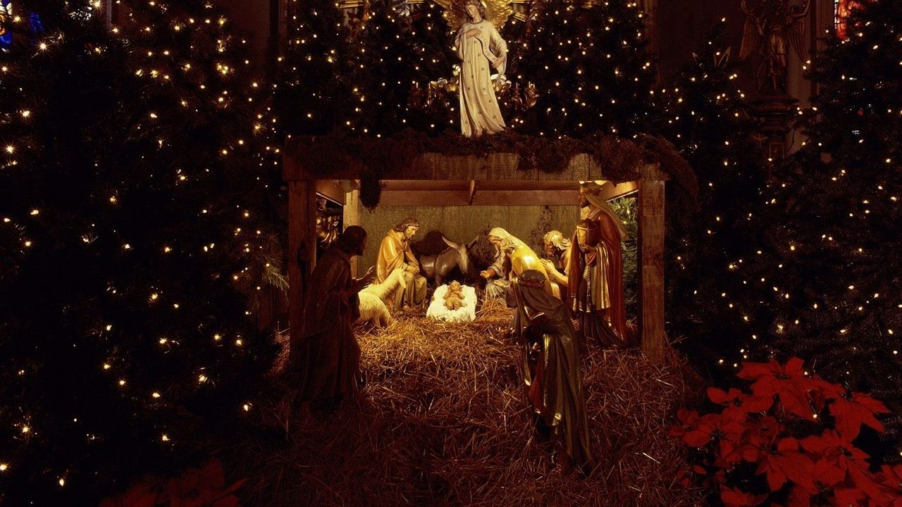 Jesus Christmas Photos