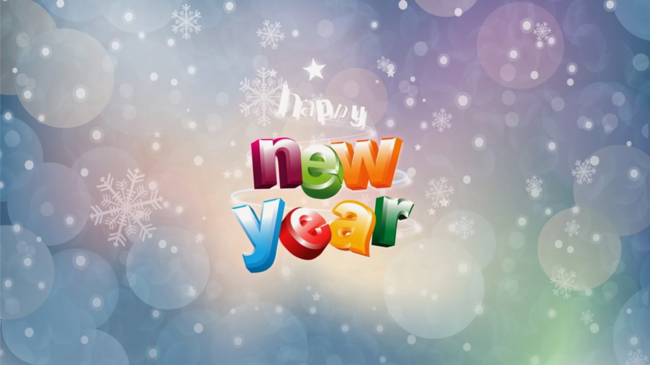 New Year Background Images