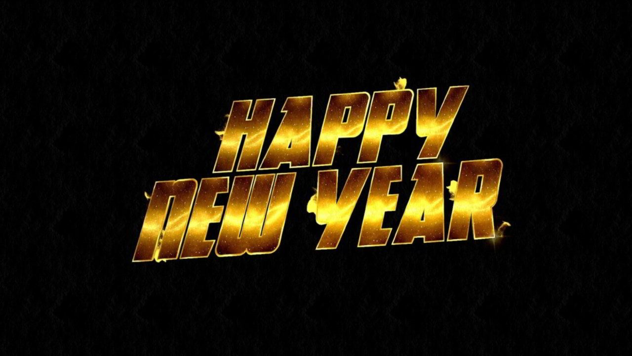 New Year Background Images 2019