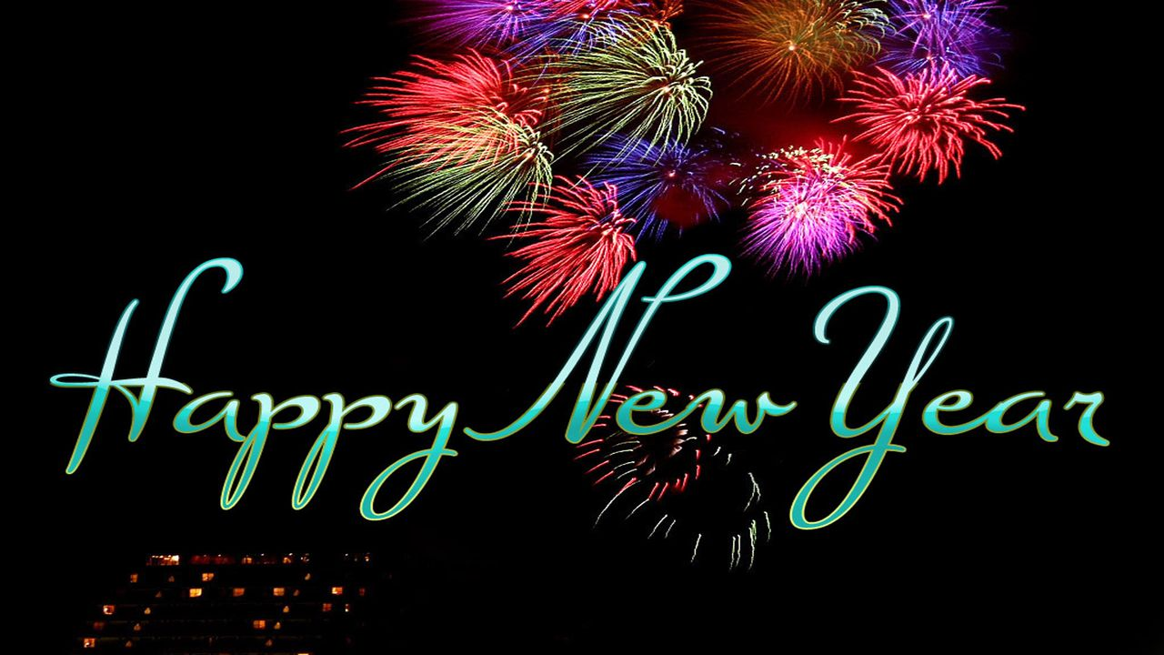 New Year Gif Images