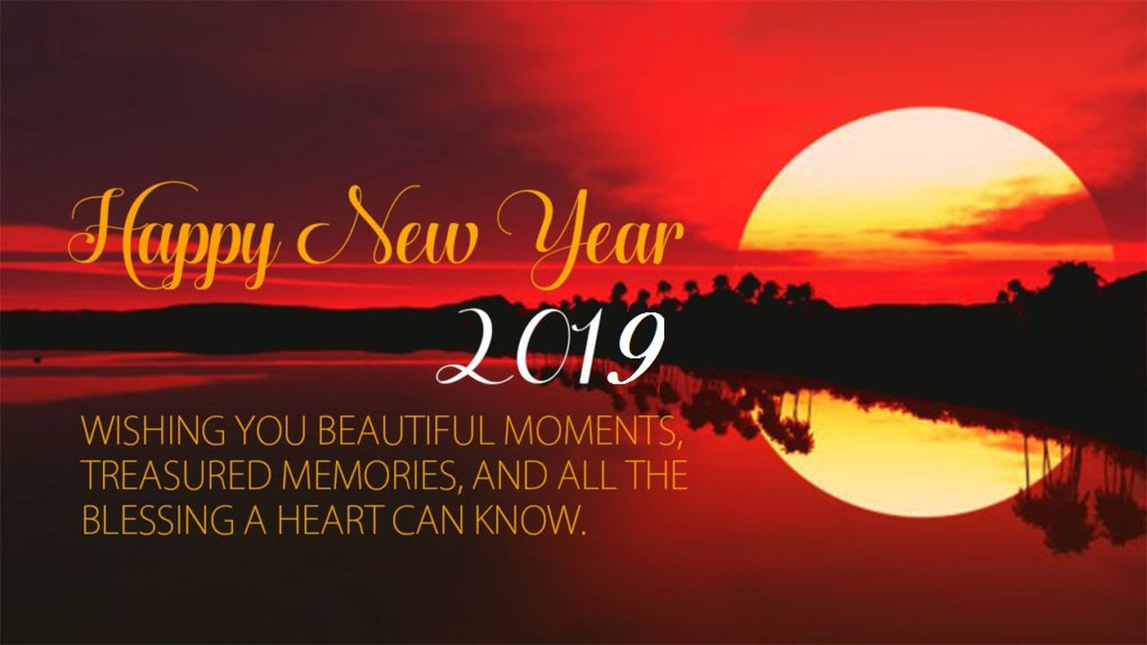 New Year Images With Wishes