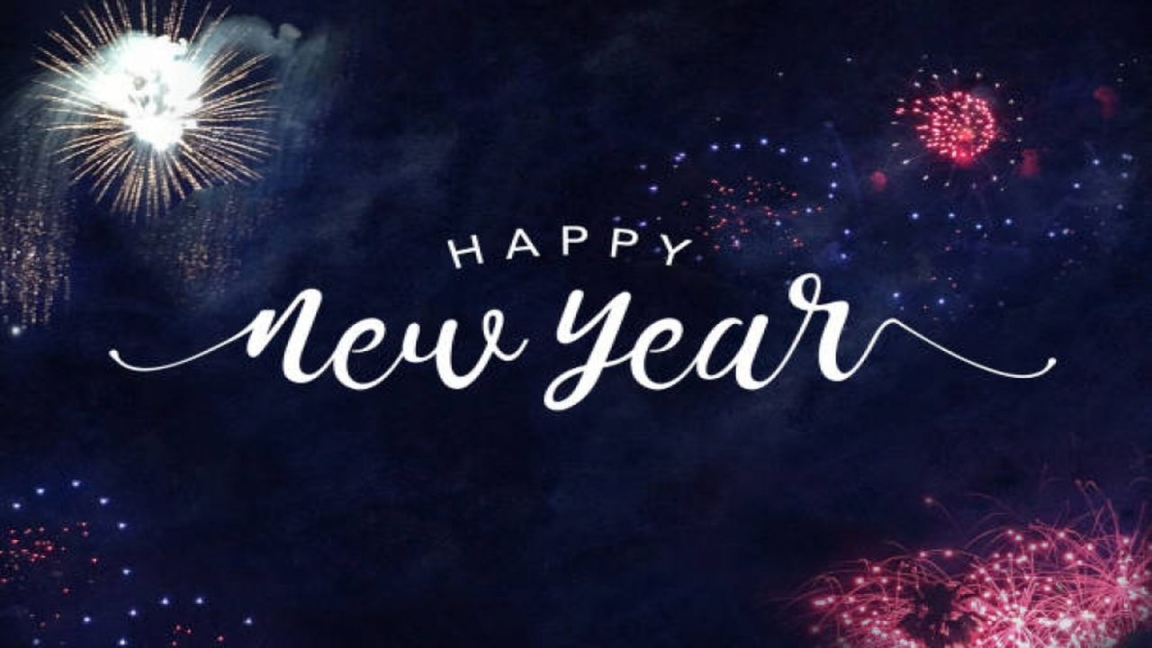New Year Wishes With Images