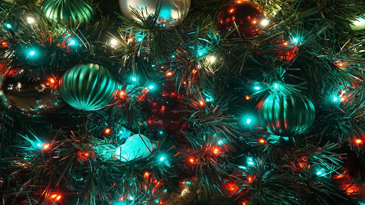 New York Christmas Images