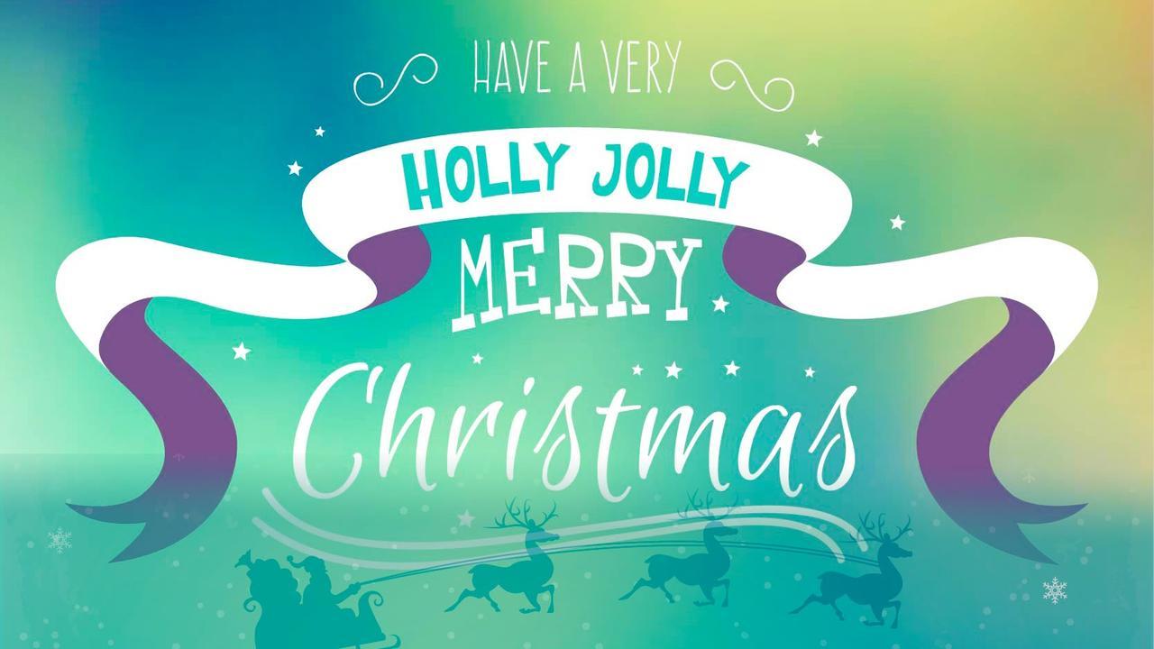 Personal Christmas Greetings