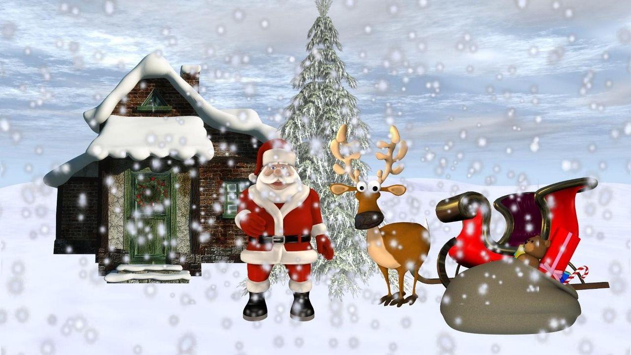 Santa Claus Number