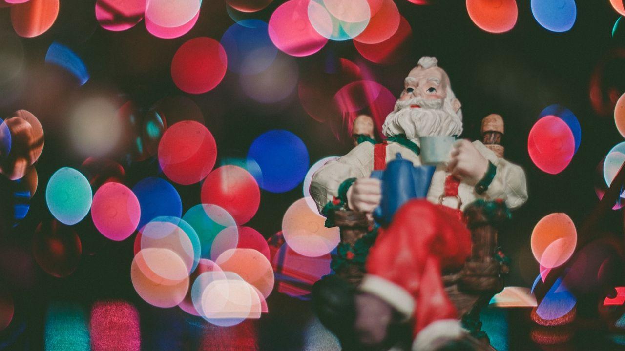 Vintage Santa Claus Images