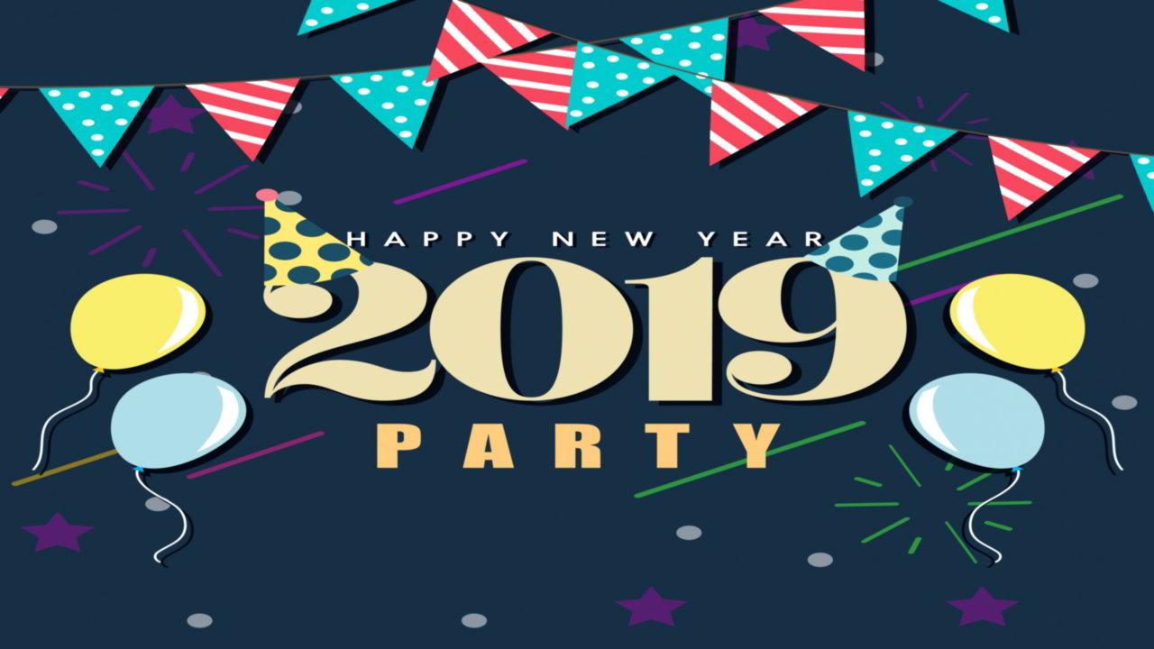 Happy New Year 2019 Photos