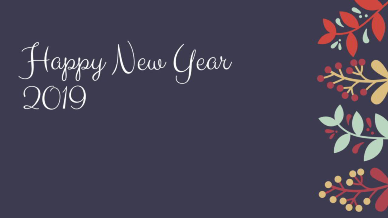 Happy New Year Cover Photos For Facebook