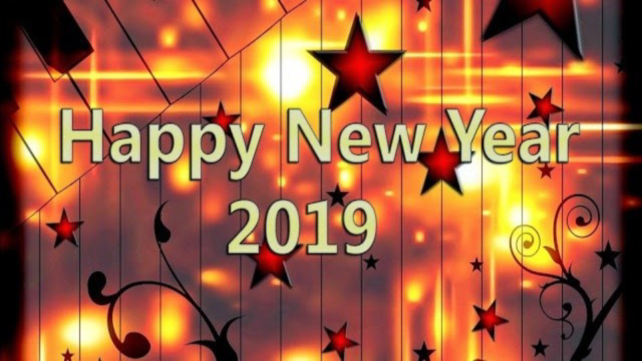 New Year Text Messages 2019